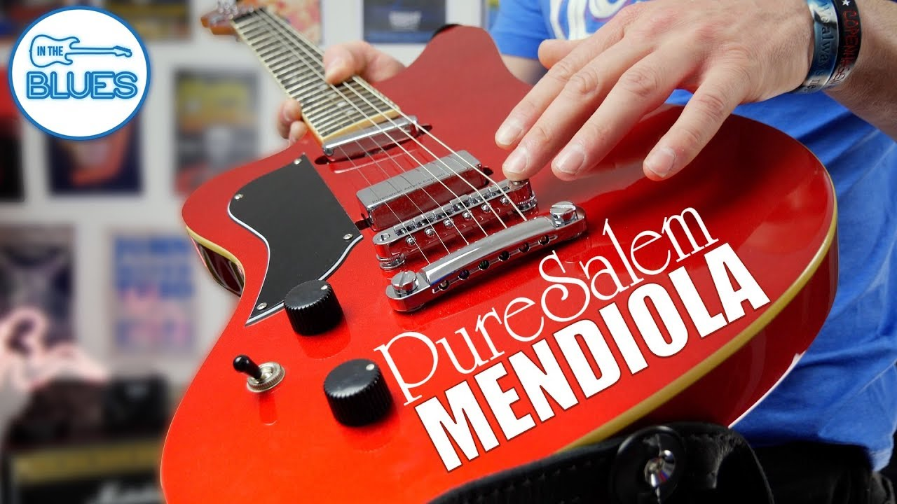 PureSalem Guitars Mendiola Electric Guitar Review (Sub $1000)