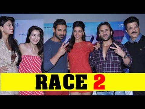 Race 2 Movie 1st Look