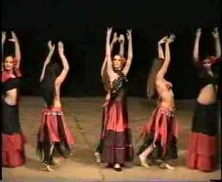 Danza arabe andaluz