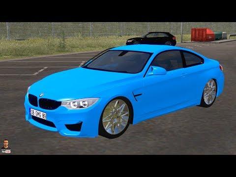 BMW M4 Araba Modu