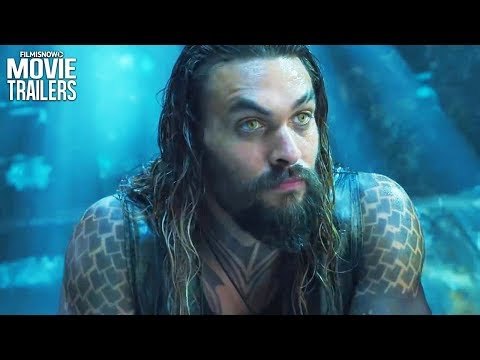 AQUAMAN Final Trailer NEW (2018) - Jason Momoa DC Comics Movie