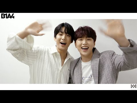 2019 B1A4가 전하는 추석 인사 메세지