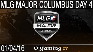 Quart de finale 1 - MLG Major Columbus - Day 4 - Quarterfinals