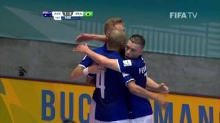 Video Match 20: Australia v Brazil - FIFA Futsal World Cup 2016 MP3, 3GP, MP4, WEBM, AVI, FLV Juli 2017