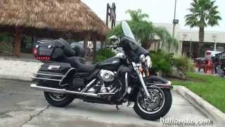 6. Used 2008 Harley Davidson Ultra Classic Electra Glide Motorcycles for sale - Pensacola, FL