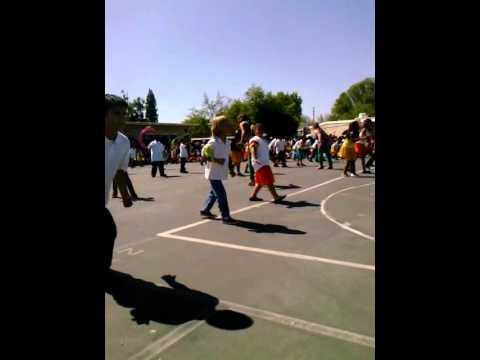 James Brazil dance