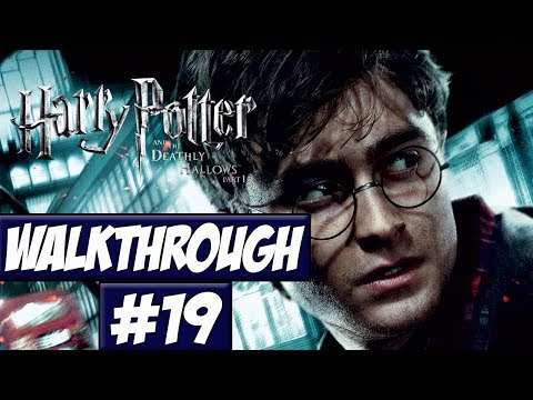 Video Harry Potter And The Deathly Hallows Part 1 - Walkthrough Ep.19 w/Angel - Malfoy Manor! download in MP3, 3GP, MP4, WEBM, AVI, FLV January 2017