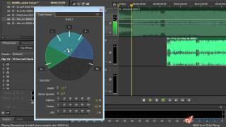 Поддержка объемного звука в Adobe Audition CS 5