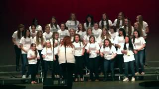 Generations of Harmony 2014 Concert – The Girls Youth Chorus