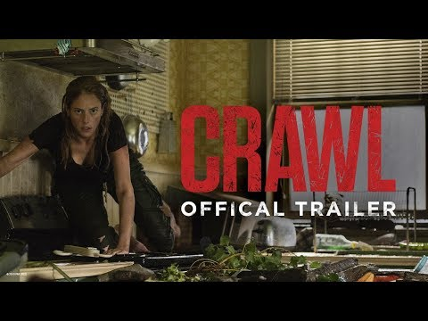 Crawl (2019) | Official Trailer | Paramount Pictures NZ