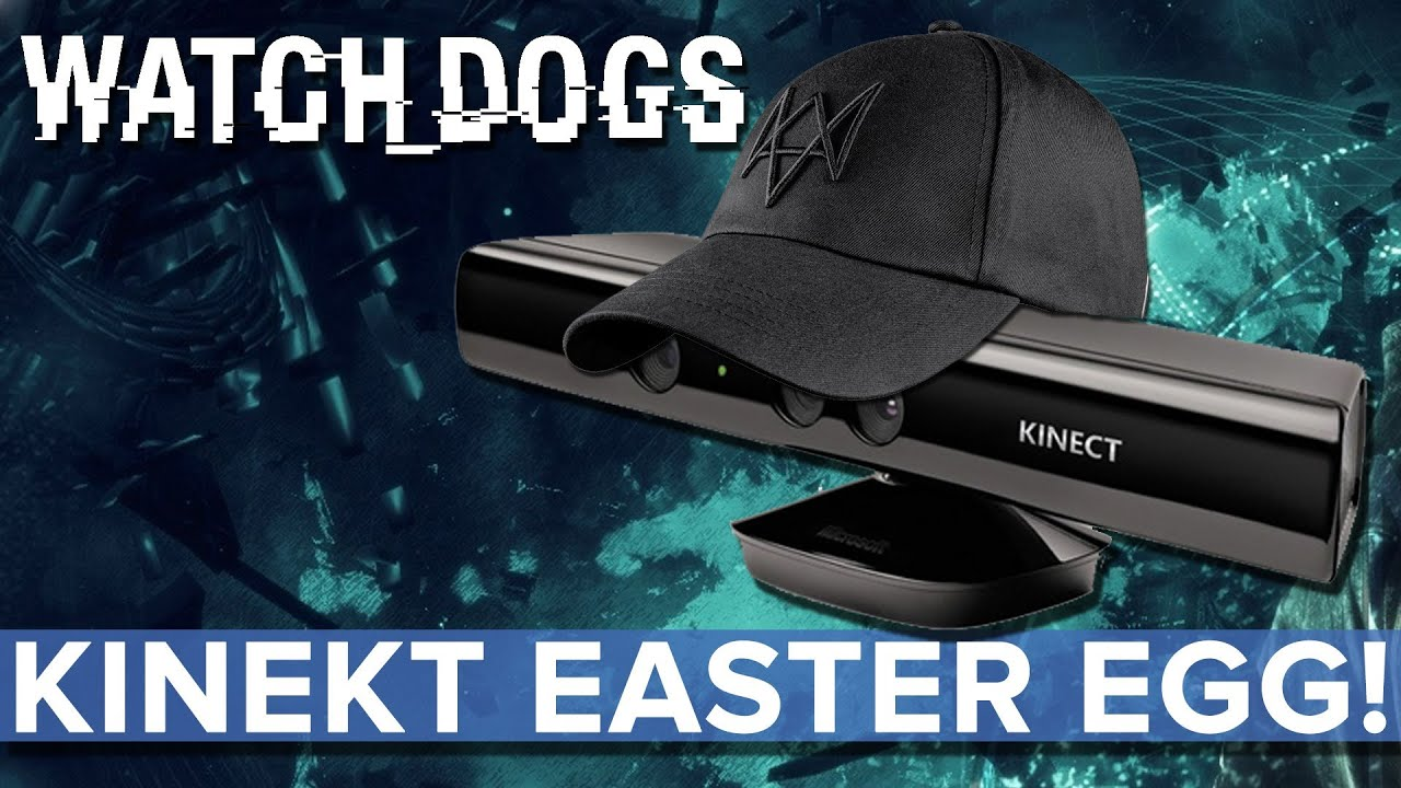 [Watch_Dogs] Kinect Easter Egg