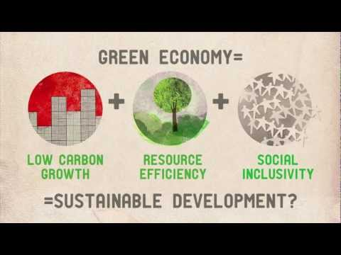 green economy - Discussions about Green Economy often ignore the Social - this short 10 minute video addresses this issue. Check out UNRISD's Project on the Social Dimension...