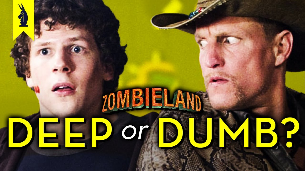 ZOMBIELAND: Is It Deep or Dumb? – Wisecrack Edition - YouTube
