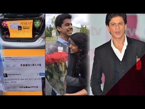 Shah Rukh Khan Turns Cupid For His Fan
