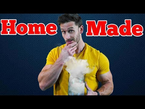 Pre-Workout Recipe | Fasting Friendly | Cheap and Effective Pre-Workout- Thomas DeLauer