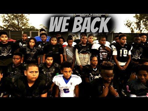 2018 FootBall Season  Balboa Raiders 10U