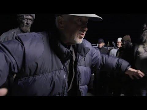 "David Lynch directing the ""Gotta light"" scene in Twin Peaks Season 3"