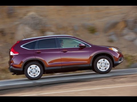 CR V - Subscribe for the latest TheCarConnection.com videos: http://bit.ly/Wz78m1 The 2013 Honda CR-V has a best-in-class interior layout, but does the electric pow...