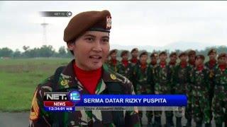 Video Sosok Mengispirasi Datar Rizky Puspita Taruni Akademi Militer Penerjun Payung - NET12 MP3, 3GP, MP4, WEBM, AVI, FLV Februari 2019