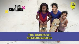 The Barefoot Skateboarders | Unique Sports Stories from India