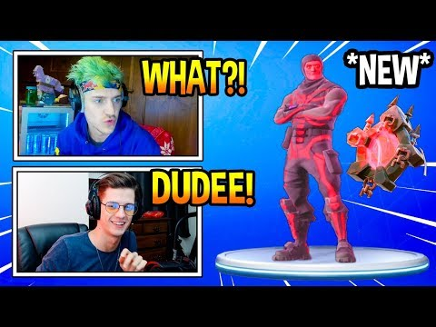 Streamers React To *NEW* RED