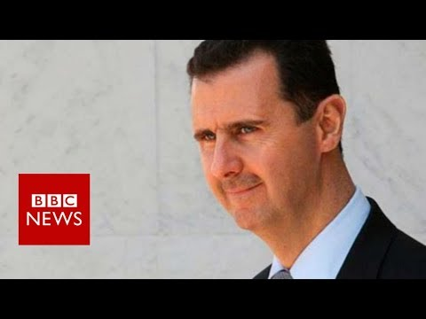 Video Syria air strikes: Bashar Al-Assad comment - BBC News download in MP3, 3GP, MP4, WEBM, AVI, FLV January 2017