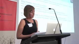 Sarah Rogers - Agriculture and adaptation in North China