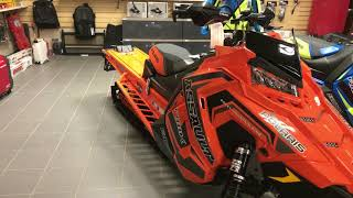 6. 2018 Polaris 800 RMK Assault 155