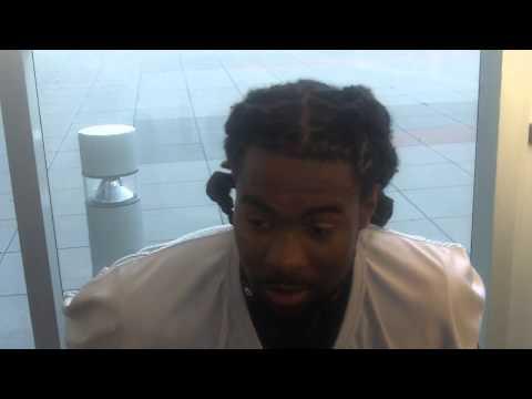 Ramik Wilson Interview 3/20/2014 video.