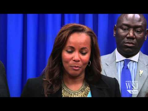 Martin Family Attorney Reacts to Not Guilty Verdict