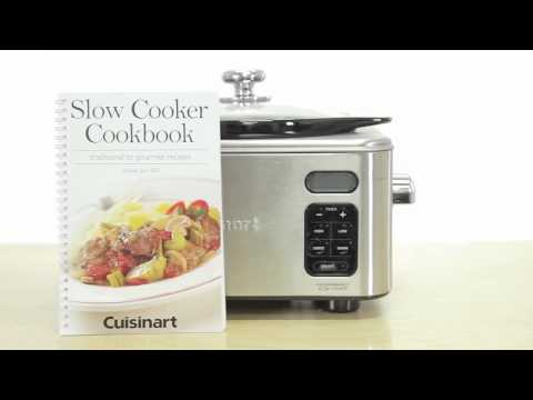 Overview of the Cuisinart 4-quart Slow Cooker – PSC400