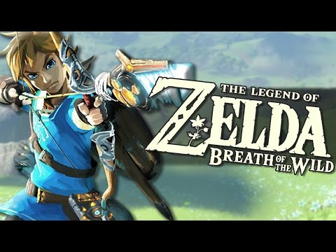 BREATH OF THE WILD: The Main Story in 20 Minutes!
