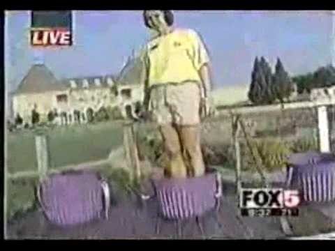 Grape Stomp Lady - Funny Classic Accident