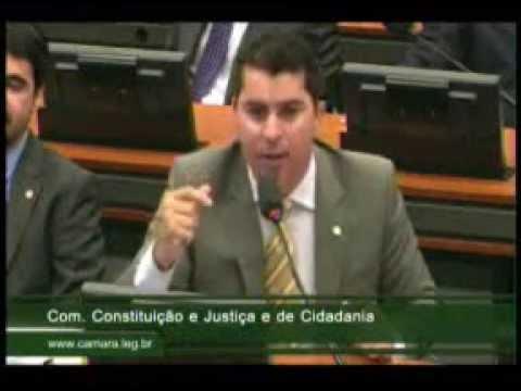Deputado Marcos Rogério participa de audiência pública, que trata do PL Nº 1028/2011.