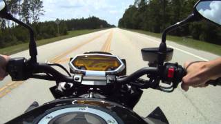 7. Test Ride 2011 Kawasaki Z1000