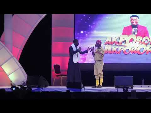 COMEDIAN SAM AND SONG BEST PERFORMANCE EVER