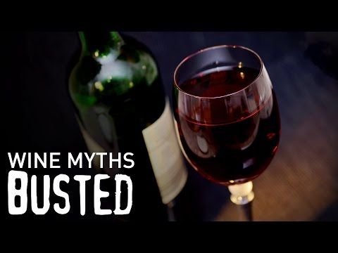 4 wine myths busted