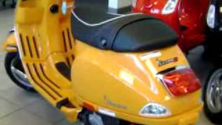 3. SOLD - 2009 Vespa S 50 4 Alvolo Ward Chrysler Dodge Kia Cent
