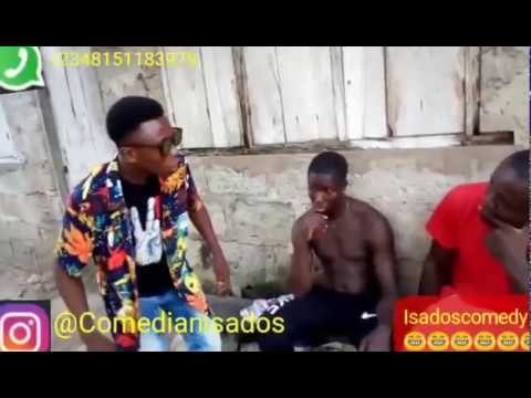 The army and the lazy youth(house of comedy)(Nigerian comedy)