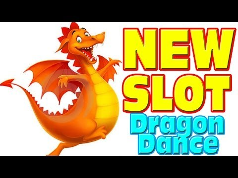 NEW GAME – Dragon Dance – Las Vegas Slot Machine Win