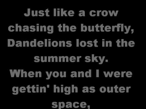 Shinedown The Crow And Butterfly Lyrics