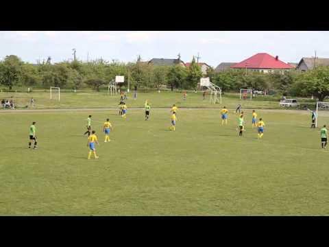 ФК Турка - ФК Перегінське 0:0 (1 тайм)