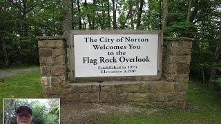 Norton (VA) United States  City pictures : BMW GS1200 riders visit Flag Rock Overlook in Norton VA