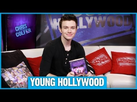 colfer - Check out the Young Hollywood Store: http://shopyounghollywood.com/ The amazing Mr. Chris Colfer makes his way back to the YH Studio to give us the scoop on ...