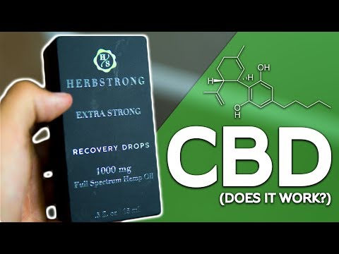 I Used Cbd Oil For Three Weeks. This Is How My Body Reacted.