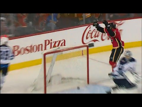 Video: Brodie scores to continue dominance over Jets