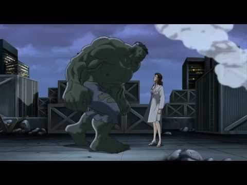 Hulk - The Avengers Ultimate Avengers Animated Movie After The Avengers and The Hulk beat back an alien invasion, the enraged Hulk continued his rampage... Avengers...