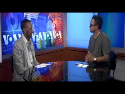 Teddy Afro - VOA Amharic Interview - June 2017