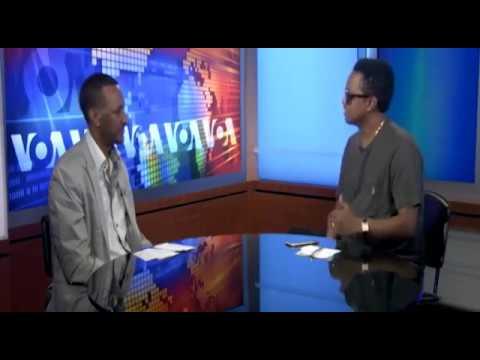 Teddy Afro - VOA Amharic Interview - June 2017