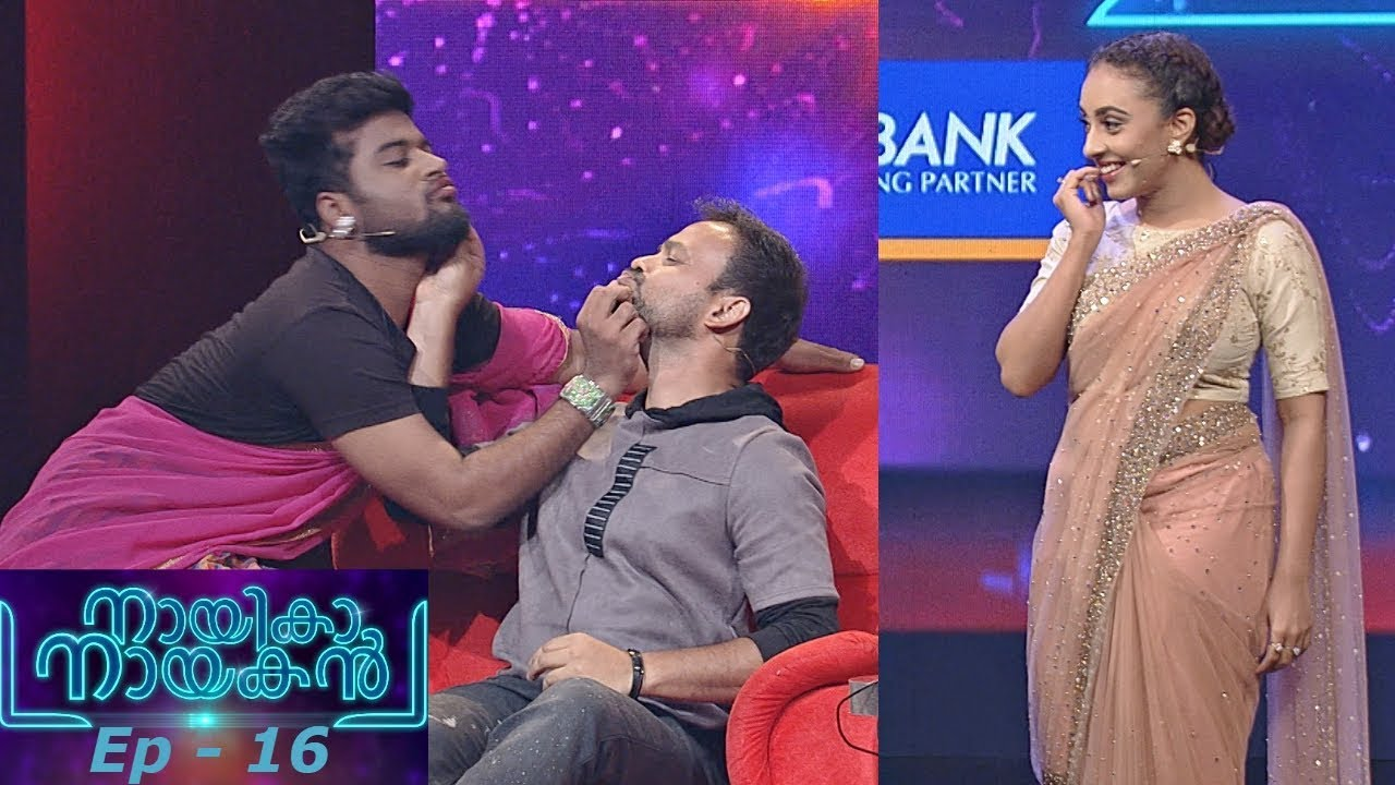 Nayika Nayakan July 2,2016 Epi 16 Reality Show